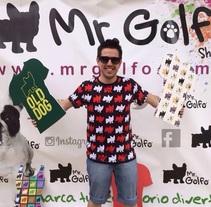 Consultorías de marketing emocional a Mr Golfo Shirts®. Un proyecto de Br, ing e Identidad, Consultoría creativa y Marketing de EMBAJADA DE MARCA  - 13-02-2016