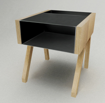 Linden Furniture. A Design, Furniture Design, Product Design&Industrial Design project by Alejandro Mazuelas Kamiruaga - Feb 14 2016 12:00 AM
