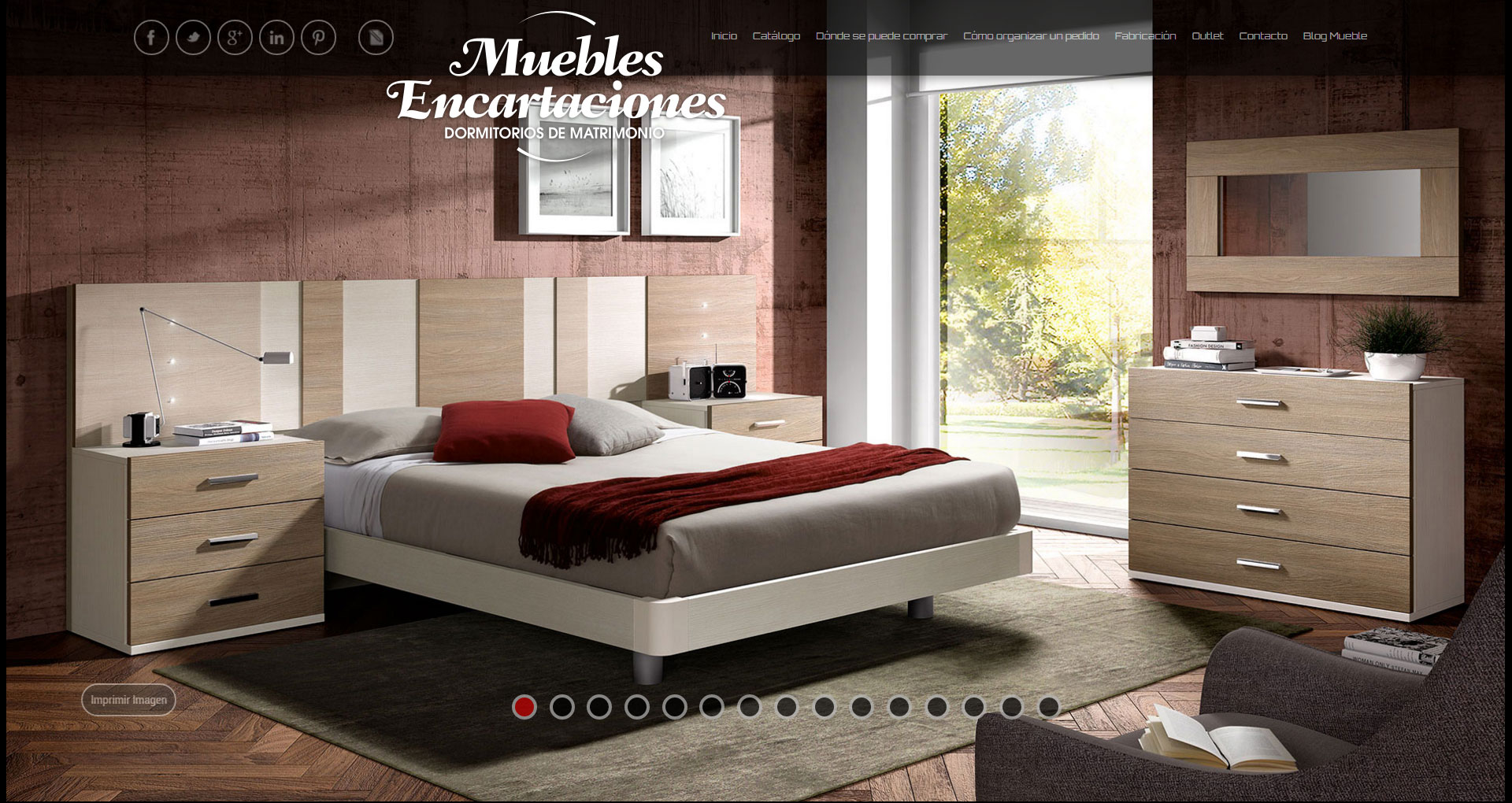 Web infograf a muebles domestika - Web de muebles ...