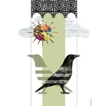 Los cuervos de Teherán. A Illustration project by Raana Heyrati         - 27.02.2016