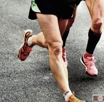 Esos locos que corren...la maratón . Un proyecto de Fotografía de Manuel Pérez  Báñez - 29-02-2016