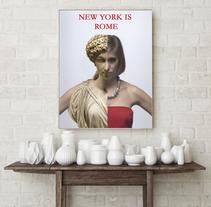 Stylist - New York is Rome. Un proyecto de Diseño, Fotografía, Dirección de arte, Diseño de vestuario y Moda de Raquel Fernández González         - 29.02.2016