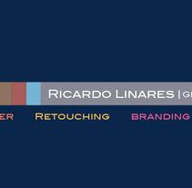 Diseñador gráfico freelance externo para agencias.. A Graphic Design project by ricardo linares         - 06.03.2016