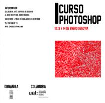 Folleto Curso. Un proyecto de Diseño gráfico de Pablo Barbero Laguna         - 08.03.2016