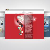 Diseño web para PolichemiGroup.. Un proyecto de Diseño Web de José Manuel Montesinos Pineda         - 15.03.2016
