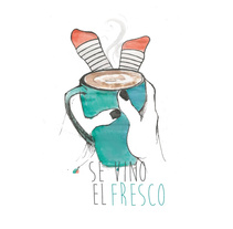 Se vino el fresco / ilustracion. A Illustration project by Florencia Serodio         - 17.03.2016