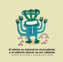 El mas feo!. A Illustration, and Character Design project by Ceskus Ilustrador         - 17.03.2016