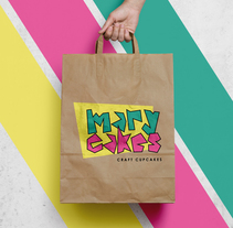 Mary cakes #naming & #design. A Design project by Pablo Deparla         - 19.03.2016