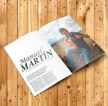 Manuel Martín, un alienígena muy flamenco. Un proyecto de Escritura de Fátima Bustamante         - 23.03.2016