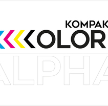 "Imagen de Marca ""Kompakta Kolors""  [ Etiquetas / Packaging ] . A Br, ing, Identit, Art Direction, Design, and Product Design project by Demian  Abrayas - Mar 26 2016 12:00 AM"