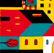 Teatro 1989-2014. Un proyecto de Ilustración de Daniel  Montero Galán - 04.04.2016