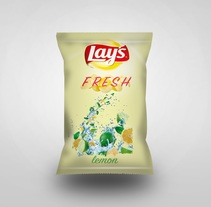 Packaging_ lays. Un proyecto de Packaging de estelamedinadesign         - 04.04.2016