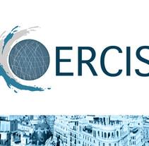 Identidad Corporativa- Ercis Consultores. Un proyecto de Br, ing e Identidad y Diseño gráfico de Miriam Ruiz         - 29.09.2014