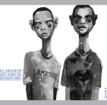 #32.. Um projeto de Design, Ilustração e Moda de Agustin Bossini Pithod         - 07.04.2016