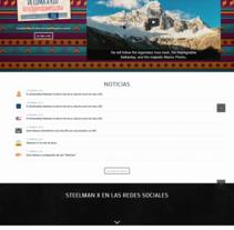 Redes Sociales para Steelman X Adventure. A Social Media project by Posicionamiento web Barcelona         - 10.04.2016