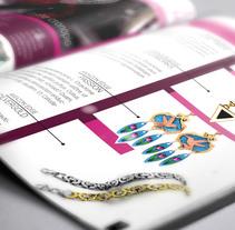 Catálogos. A Editorial Design project by Rafael Castillo         - 13.04.2016