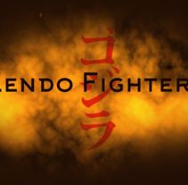 Kendo Fighters. A Motion Graphics, Post-Production, and VFX project by Pep T. Cerdá Ferrández - 19-04-2016