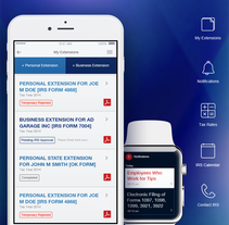 iOS and apple watch app. Un proyecto de Diseño y UI / UX de Ibric Mihaela         - 20.04.2016
