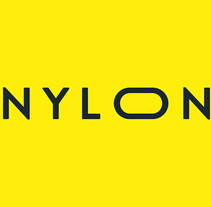 Nylon. A Br, ing, Identit, and Web Design project by Estado Triplete         - 24.04.2016