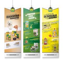 Cartelería Massó. A Design, Advertising, and Art Direction project by Disparo Estudio         - 26.04.2016