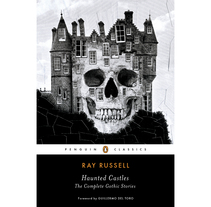 Penguin Classics | Haunted Castles | Ray Russell. A Illustration, and Collage project by Lola Dupre         - 27.04.2016