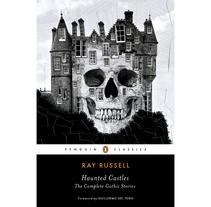 Penguin Classics | Haunted Castles | Ray Russell. Um projeto de Ilustração e Colagem de Lola Dupre         - 27.04.2016