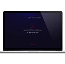 Mi Proyecto del curso: Diseño web: DM Be Responsive!. A Web Design project by Daniel Mata - 10-05-2016