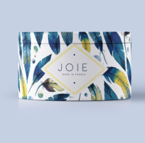Joie Branding. A Graphic Design project by Laura Del Rio         - 12.05.2016