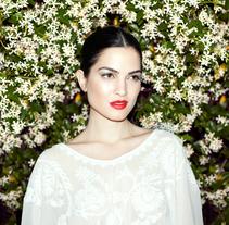 Moda Blanco en Cosmopolitan - Editorial. A Post-Production project by China Passalia         - 14.10.2015