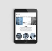 BIC Gipuzkoa, sitio web. Un proyecto de Diseño, Diseño gráfico y Diseño Web de TGA +  - 16-05-2016