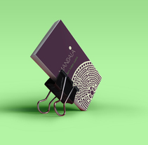 MANDALA - LOGO & BRANDING. Un proyecto de Br e ing e Identidad de Isabel Saez Perez - 28-09-2013