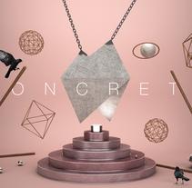 Play With My Logo V: Concrete. Un proyecto de Ilustración, 3D y Dirección de arte de Guille Llano - 26-05-2016