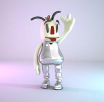 Lenguon. Um projeto de Design de personagens de Diego Espejo         - 26.05.2016