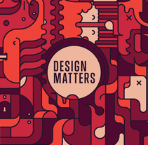 DESIGN MATTERS / COMPUTER ARTS. A Design, Illustration, Art Direction, Br, ing, Identit, Editorial Design, and Graphic Design project by MEMOMA Estudio  - Jun 10 2016 12:00 AM
