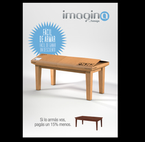IMAGINA . A Advertising, and 3D project by Javier Venerio         - 03.06.2012