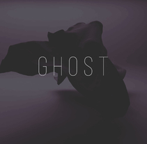 Ghost. A Illustration, 3D, Art Direction, and Graphic Design project by Alejandro Olmedo - 05-06-2016