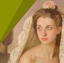 Museo Virtual de la Diputación de Granada. Un proyecto de Diseño, Br, ing e Identidad, Diseño Web y Desarrollo Web de DESVÍO 21  - 06-06-2016