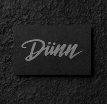 DUNN. A Art Direction, Br, ing, Identit, and Graphic Design project by Jose Carlos Delgado         - 27.06.2016