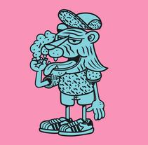 DOODLEFOLIO. Um projeto de Ilustração e Design de personagens de Alan Mendoza - 06-06-2016