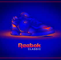 Reebok Classic. A Illustration project by DSORDER  - 07-06-2016