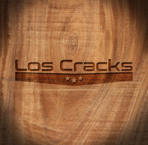 Los Cracks - Blog Deportivo. A Graphic Design, and Social Media project by Wiljanden Miranda         - 27.04.2016