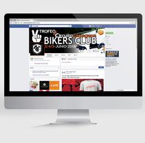 Evento Circuito de Cartagena. II Bikers Club. Um projeto de Design gráfico de Luciano Martínez         - 04.06.2016