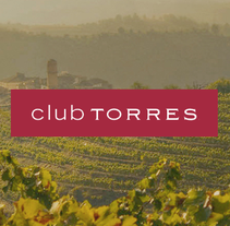 Club Torres: Vive la experiencia del vino con Drupal 7. A Web Development project by Atenea tech  - 27-01-2016