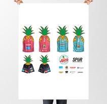 BMP APCG Kits 2016. A Design, Advertising, Accessor, Design, Br, ing, Identit, Costume Design, Fashion, and Graphic Design project by Boris Campanyà Llebaria         - 31.05.2016