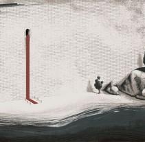 Alfombra roja. Um projeto de Ilustração de Juan Bernabeu - 15-04-2016