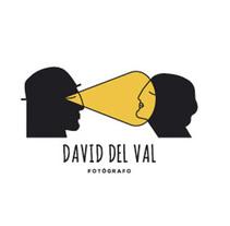 Diseño de logotipo para el fotógrafo David del Val. Un proyecto de Ilustración, Br, ing e Identidad y Diseño gráfico de Raquel Feria Legrand         - 30.09.2015