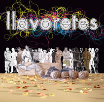 Llavoretes. A Design, Illustration, Graphic Design&Interactive Design project by Santi Gregori         - 13.07.2016