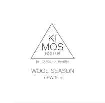 Colección FW15 Kimos Apparel / Diseño, Dirección de Arte y Estilismo / Ph: Paco Díaz. Um projeto de Design, Fotografia e Moda de carolina rivera párraga         - 18.12.2016