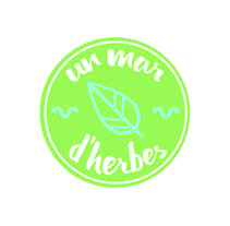 Un Mar d'Herbes. A Graphic Design project by Elisa Bascón - 09-06-2015