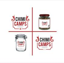 Proyecto ChimiCamps chimichurri. A Illustration, Graphic Design, and Packaging project by Maximiliano Casco - 25-07-2016